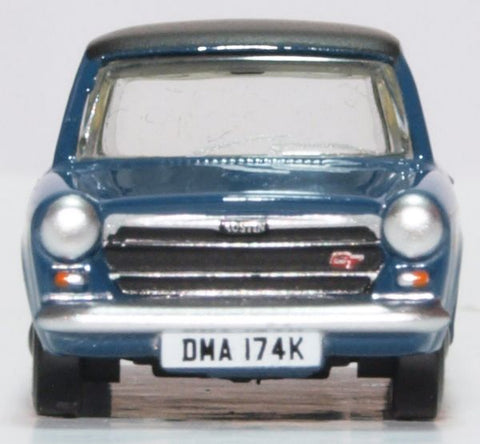 Oxford Diecast Austin 1300 Teal Blue
