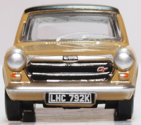 Oxford Diecast Austin 1300 Harvest Gold