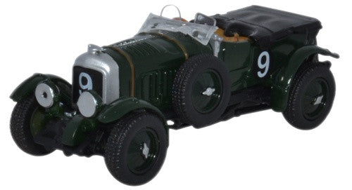 Oxford Diecast Blower Bentley Le Mans 1930 No.9 Birkin/Chassagne - 1:7