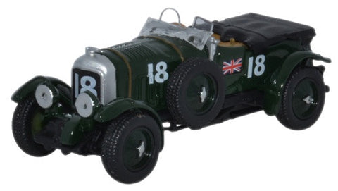 Oxford Diecast Blower Bentley French Grand Prix 1930 No.8 Birkin