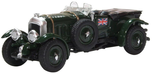Oxford Diecast Bentley Blower British Racing Green