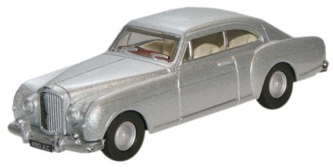 Oxford Diecast Bentley S1 Continental Fastback Shell Grey - 1:76 Scale