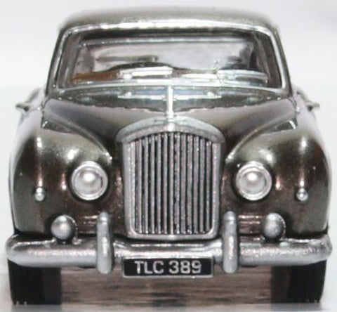 Oxford Diecast Bentley Continental Fastback Gunmetal