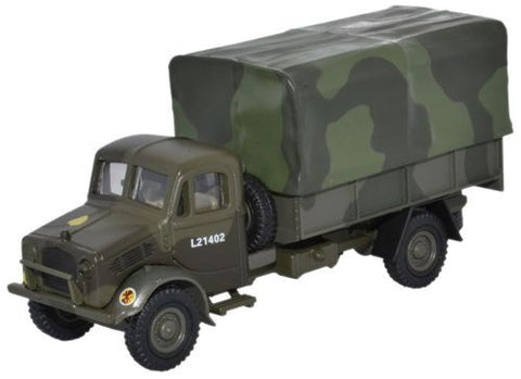 Oxford Diecast 15th Scottish Infantry Bedford OY 3 Ton GS - 1:76 Scale - OxfordDiecast