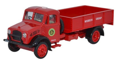 Oxford Diecast BRS Bedford OY Dropside - 1:76 Scale