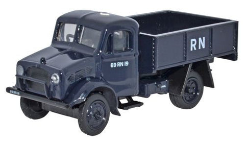 Oxford Diecast Royal Navy Bedford OX Lorry - 1:76 Scale