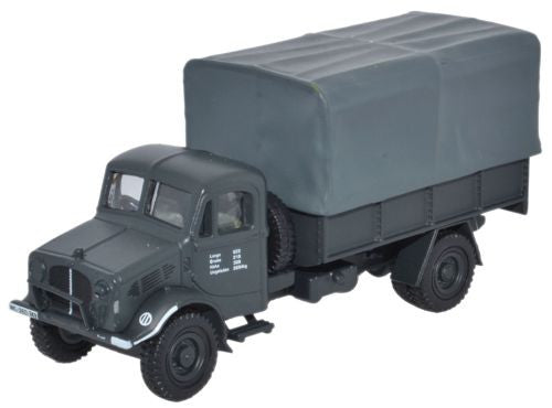 Oxford Diecast Bedford OYD Luftwaffe  Eastern Front - 1:76 Scale
