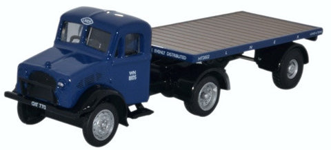Oxford Diecast Bedford OX Flatbed Trailer LNER