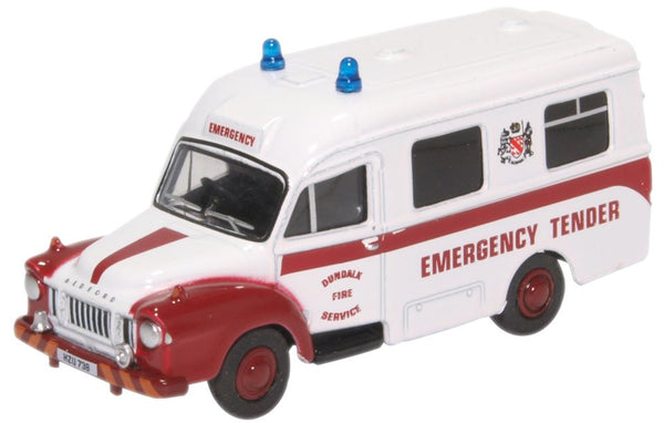 Oxford Diecast Bedford J1 Ambulance Dundalk Fire Service