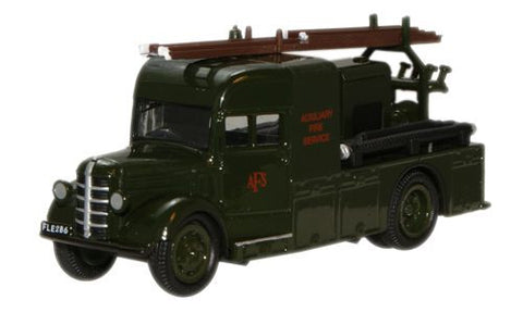 Oxford Diecast AFS Bedford Heavy Unit - 1:76 Scale