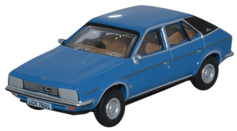 Oxford Diecast BL Princess Tahiti Blue