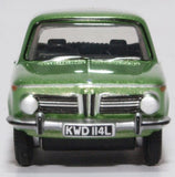 Oxford Diecast BMW 2002 Taiga Green