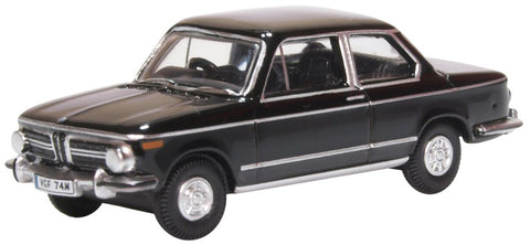 Oxford Diecast BMW 2002 Black
