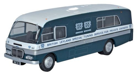 Oxford Diecast BMC Mobile Unit BL Special Tuning Department - 1:76 Sca
