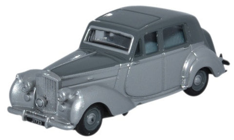 Oxford Diecast Bentley MK VI Two Tone Grey