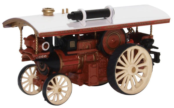Oxford Diecast Burrell 8nhp DCC Showmans Locomotive No. 2351 Ephraim