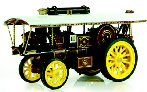 Oxford Diecast Burrell Quo Vadis - William Wilson Showmans Locomotive