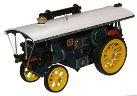 Oxford Diecast Burrell Showmans Ex Mayor G T Tuby - 1:76 Scale