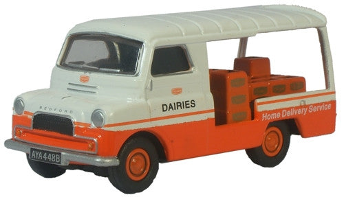 Oxford Diecast Unigate Milkfloat - 1:76 Scale