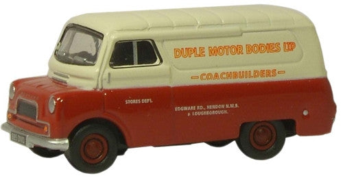 Oxford Diecast Duple Motor Bodies Ltd Bedford CA Van - 1:76 Scale