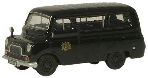 Oxford Diecast Hull City Police Bedford CA Minibus - 1:76 Scale