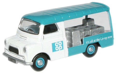 Oxford Diecast Co-op Bedford CA Milk Float - 1:76 Scale