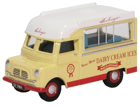 Oxford Diecast Bedford Ca Ice Cream Hockings