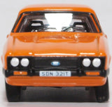 Oxford Diecast Ford Capri MK3 Signal Orange