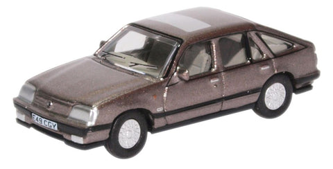 Oxford Diecast Vauxhall Cavalier Steel Grey