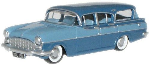 Oxford Diecast Blue PA Friary Estate - 1:76 Scale