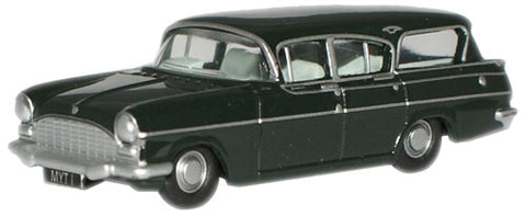 Oxford Diecast Green (Queen Eliz) Cresta Friary - 1:76 Scale