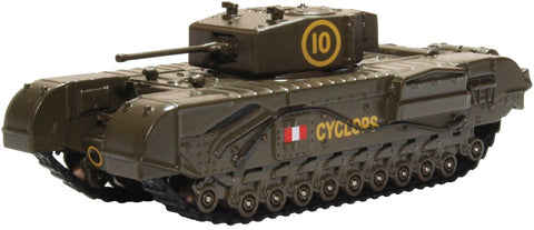 Churchill Mk.III Tank, 51st (Leeds Rifles) Royal Tank Regment, British Army, 1942 (1:76 OO Scale)
