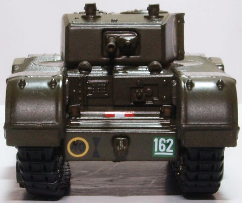 Oxford Diecast Churchill Tank 51st Rtr, Uk 1942