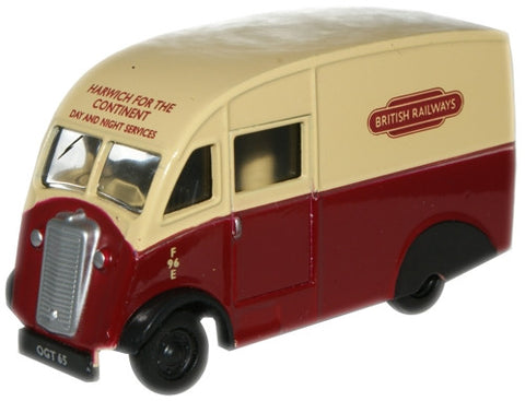 Oxford Diecast British Railways Commer Q25 - 1:76 Scale