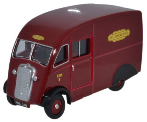 Oxford Diecast Commer Q25 British Railways - 1:76 Scale