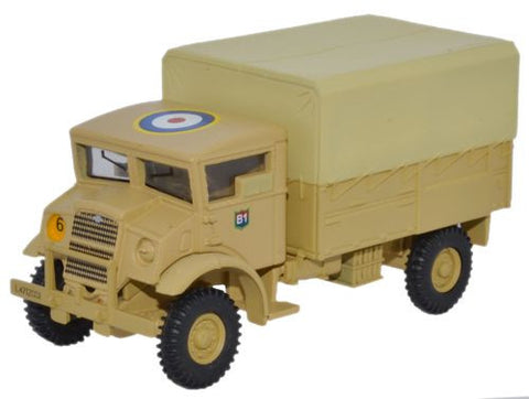 Oxford Diecast CMP LAA Tractor Desert 2nd NZ 41 Battery - 1:76 Scale