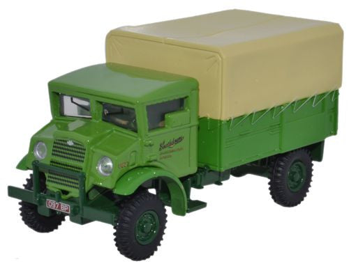 Oxford Diecast CMP LAA Tractor Southdown - 1:76 Scale