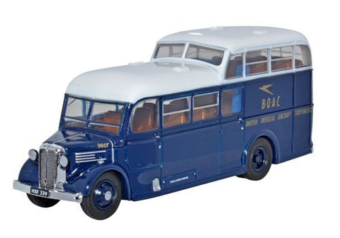 Oxford Diecast Commer Commando BOAC - 1:76 Scale