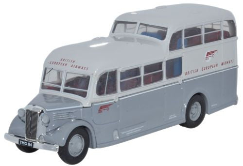 Oxford Diecast Commer Commando BEA - 1:76 Scale