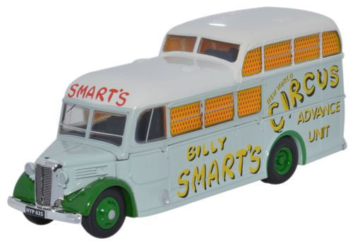 Oxford Diecast Commer Commando Billy Smarts - 1:76 Scale