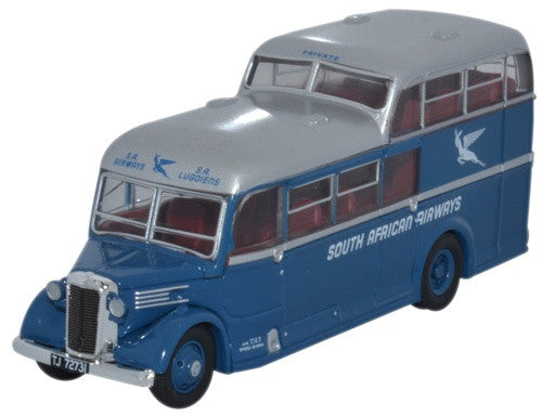Oxford Diecast Commer Commando SAA - 1:76 Scale
