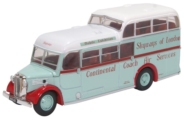 Oxford Diecast Commer Commando Skyways