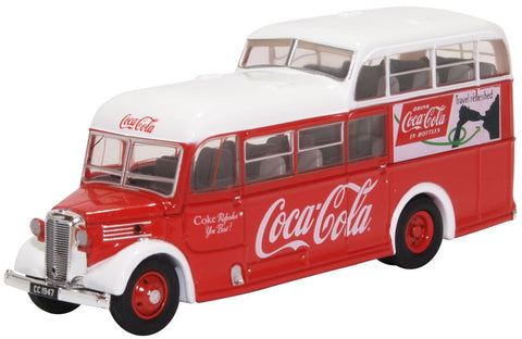 Oxford Diecast Commer Commando Coca Cola
