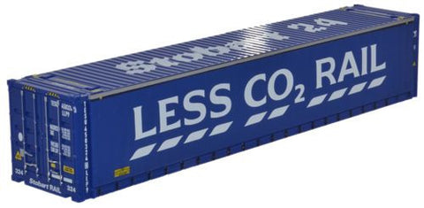 Oxford Diecast Container 24 - 1:76 Scale