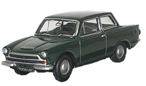 Oxford Diecast Ford Cortina MKI Goodwood Green - 1:76 Scale