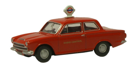 Oxford Diecast Cortina London Transport - 1:76 Scale