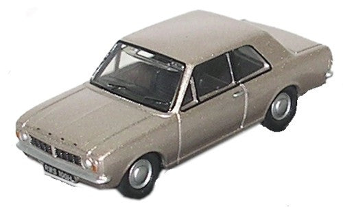 Oxford Diecast Cortina MK II Light Orchid - 1:76 Scale