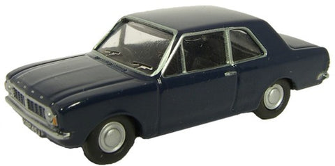 Oxford Diecast Cortina MK II Anchor Blue - 1:76 Scale