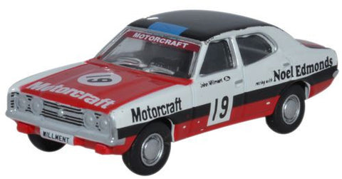 Oxford Diecast Ford Cortina MkIII Noel Edmonds - 1:76 Scale