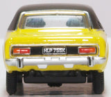 Oxford Diecast Ford Capri Mk1 Maize Yellow